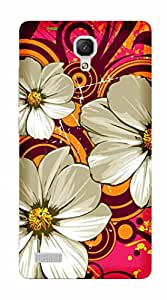 TrilMil Printed Designer Mobile Case Back Cover For XIAOMI MI REDMI NOTE / NOTE 4G / NOTE PRIME