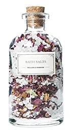 Mullein & Sparrow - All Natural Limited Edition Rose Bath Salts (9 oz)