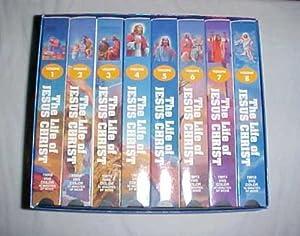 The Life of Jesus Christ: 8 Volume Series (1995 VHS Set)