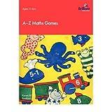 [( A-Z Maths Games )] [by: Karen M. Breitbart] [Mar-2001]