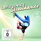 Streetdance - Let's Dance. 2CD & DVD Various Artists