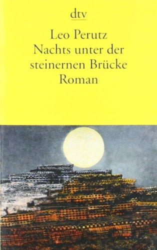 Nachts unter der steinernen Brücke: Roman .pdf download Hans-Harald ...