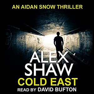 Cold East Audiobook