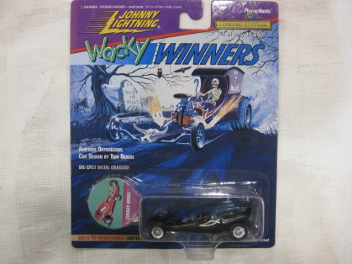 Johnny Lightning Wacky Winners Cherry Bomb In Black Limited Edition Series #4 1996 From Playing Mantis