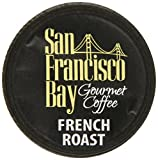 San Francisco Bay Coffee OneCup for Keurig K-Cup Brewers, French Roast, 120 Count