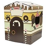 キャティーマン (CattyMan) じゃれ猫 なりきりにゃんボックス お菓子の家