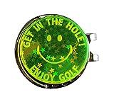 集光グリーンマーカー(グリーン)キラキラ目立つからライ ンがわかる!コンペの景品に人気のゴルフマーカー ランキングお取り寄せ
