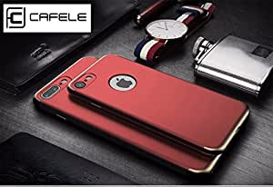 CAFELE Iphone 7 Luxury Back Cover / Case - RED