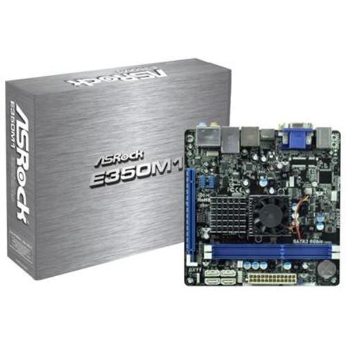 Asrock E350M1 E350 Mini-ITX Motherboard