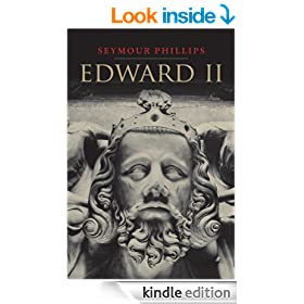 Edward II: The Chameleon (The English Monarchs Series)