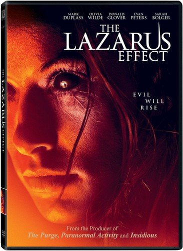 DVD : The Lazarus Effect (Dolby, Widescreen, )