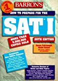 Barron's Sat I How to Prepare for the Sat I (Barron's How to Prepare for: the Sat I (Book Only)) (0764100009) by Green, Sharon