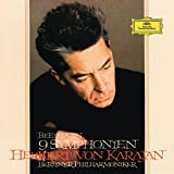 Karajan: Beethoven Symphonies 1-9 (1963) Remastered [Deluxe Limited Edition-5 CDs + 1 Blu-Ray Audio]
