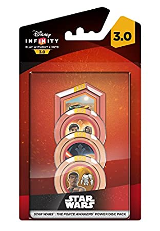 Infinity 3 EU Power Discs Force Awakens (PS4/PS3/Xbox One/Xbox 360/Nintendo Wii U)