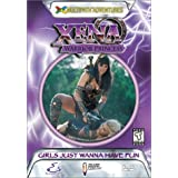 Xena Warrior Princess - Girls Just Wanna Have Fun (Interactive DVD) ~ Lucy Lawless