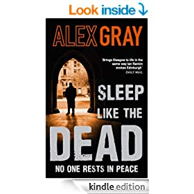 Sleep Like the Dead (DCI Lorimer Book 8)