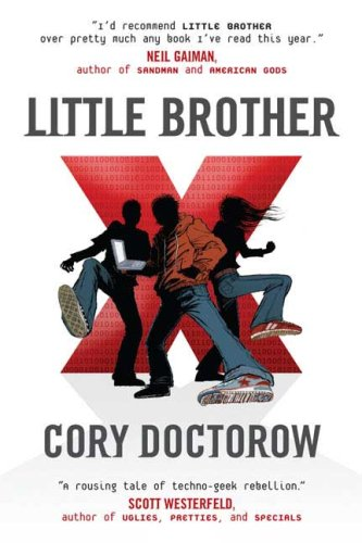 Little Brother by Cory Doctorow at Amazon.com