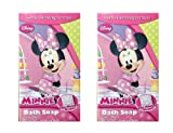 Minnie Sweet Berry Bath Soap - 2 Pack