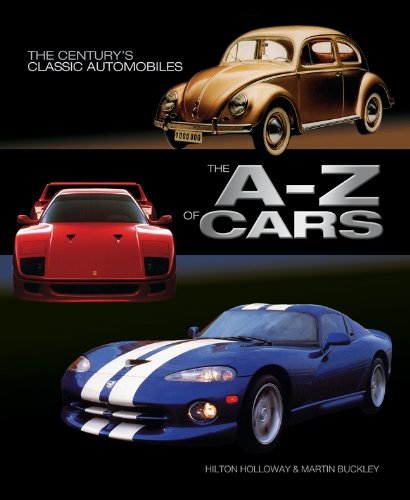 The A-Z of Cars: The Most Significant Automobiles Ever Made