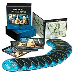 The Lord of the Rings (BBC Dramatization) by J.R.R. Tolkien, Dramatization and Ian Holm