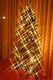 LED クリスマスツリー 180cm 電球色 200球 防雨型 コントローラー付