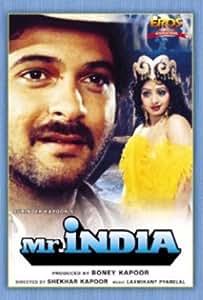 Mr India [DVD]