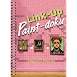 Link-Up Paint-Doku [With 6 Colored Pencils]by Conceptis Puzzles