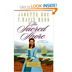 """The Sacred Shore"" by T. Davis Bunn & Janette Oke :Book Review"