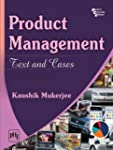Product Management: Text and Cases