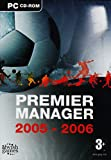 Premier Manager 2005-2006 (PC CD)