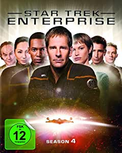 Star Trek: Enterprise - Season 4 (exklusiv bei Amazon.de) [Blu-ray] [Limited Collector's Edition] [Limited Edition]