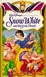Snow White and the Seven Dwarfs (Walt Disneys Masterpiece) [VHS]