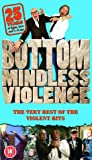 Bottom: Mindless Violence - The Very Best Of The Violent Bits [VHS]