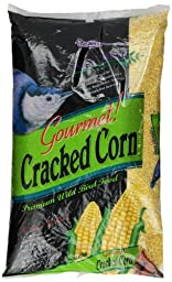 F.M. Brown\'s Song Blend Gourmet Fine Cracked Corn for Pets, 10-Pound
