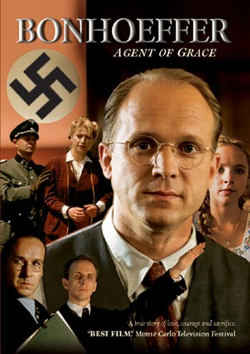 Cover art for  Bonhoeffer: Agent of Grace