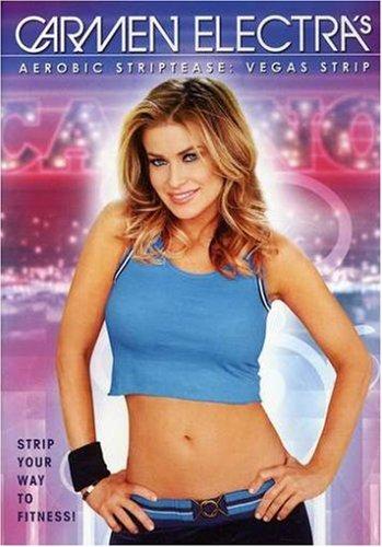 Carmen Electra Aerobic Striptease: Vegas Strip [DVD] [2007] [Region 1] [US Import] [NTSC]