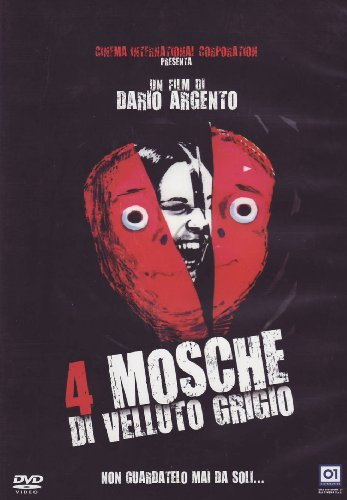 4 mosche di velluto grigio [IT Import]