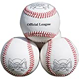 SSG 1236002 Official League Baseball, One Dozen