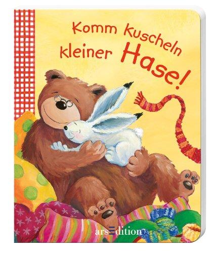 Buchseite und Rezensionen zu 'Komm kuscheln, kleiner Hase' von Anna Karina Birkenstock