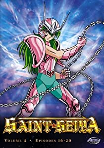 Saint Seiya (Volume 4)
