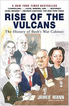 Rise of the Vulcans::James Mann