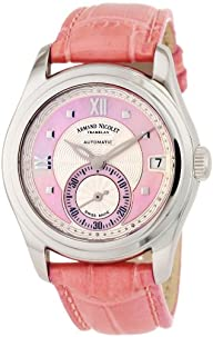 Armand Nicolet Women's 9155A-AS-P915RS8 M03 Classic Automatic Stainless-Steel Watch