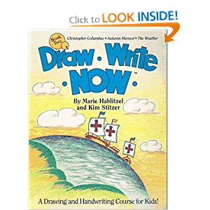 Draw Write Now, Book 2: Christopher Columbus, Autumn Harvest, Weather (Draw-Write-Now)