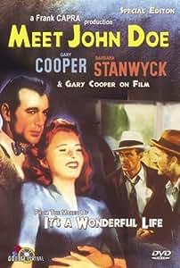 Amazon.com: Meet John Doe / Gary Cooper on Film: Gary
