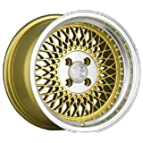 KLUTCH SL1 GOLD (15x8.5) +17 (4x100)