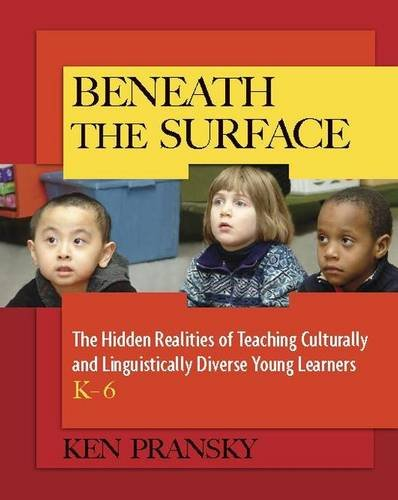 Beneath the Surface: The Hidden Realities of Teaching Culturally and Linguistically Diverse Young Learners, K-6