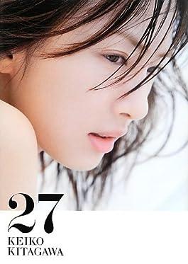 Keiko Kitagawa the first photobook '27' Standard Edition