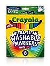 Crayola Broad Line Ultraclean Washabl…