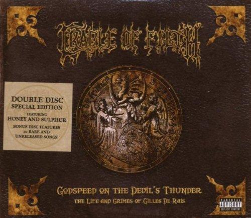 Cradle of Filth - Godspeed On The Devils Thunder (Bonus Disc) - Zortam Music