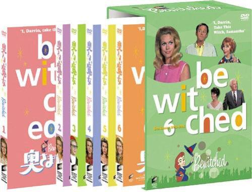奥さまは魔女 6th season DVD-BOX